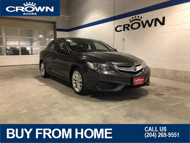 Certified Pre-Owned 2016 Acura ILX Tech **7 Year Warranty** Navigation** Leather**