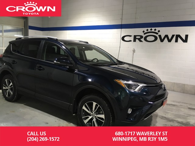 Certified Pre-Owned 2017 Toyota RAV4 XLE AWD / Local / One Owner / Always SERVICE with Toyota / Immaculate Condition