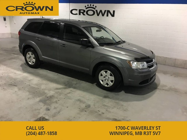 Pre-Owned 2012 Dodge Journey 7 Passanger CVP