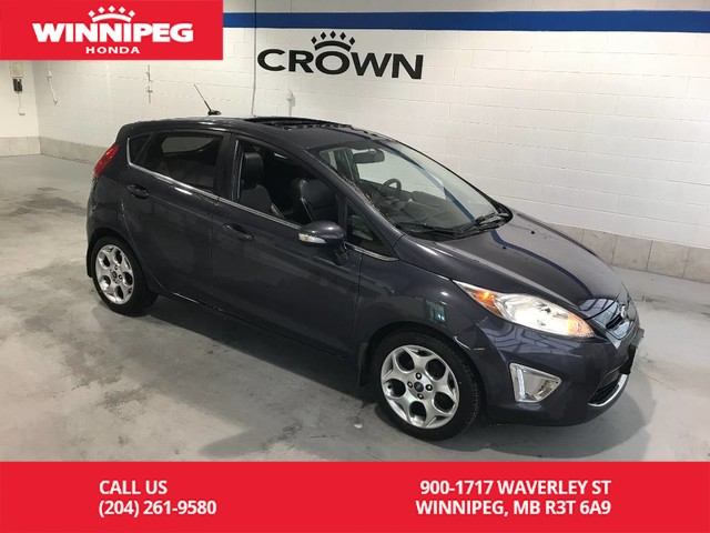 Pre-Owned 2013 Ford Fiesta MONTH END SPECIAL/Titanium/SYNC/Accident free
