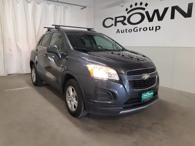 Pre-Owned 2013 Chevrolet Trax LT/ LOW KMS/ AWD/ ECOTEC/ BLUETOOTH
