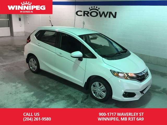 Pre-Owned 2019 Honda Fit DX Manual/Rear view camera/Bluetooth