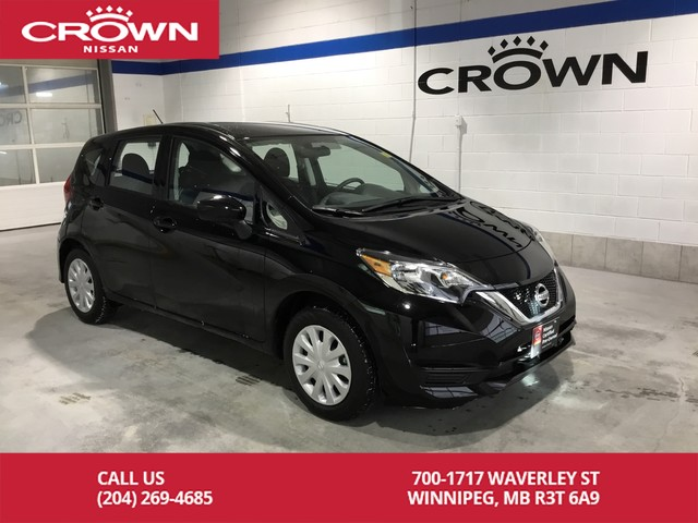 Certified Pre-Owned 2017 Nissan Versa Note S **Nissan Certified Pre Owned/Save Thousands From New**