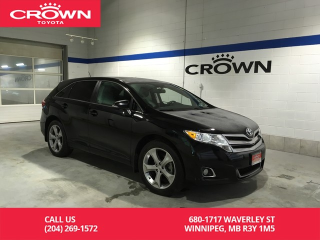 Certified Pre-Owned 2016 Toyota Venza XLE V6 AWD / One Owner / Local / Accident Free / Immaculate Condition