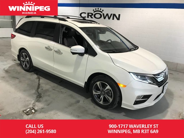 Certified Pre-Owned 2018 Honda Odyssey Certified/EX-L Navi/Low KM/Lots of accessories/Bluetooth