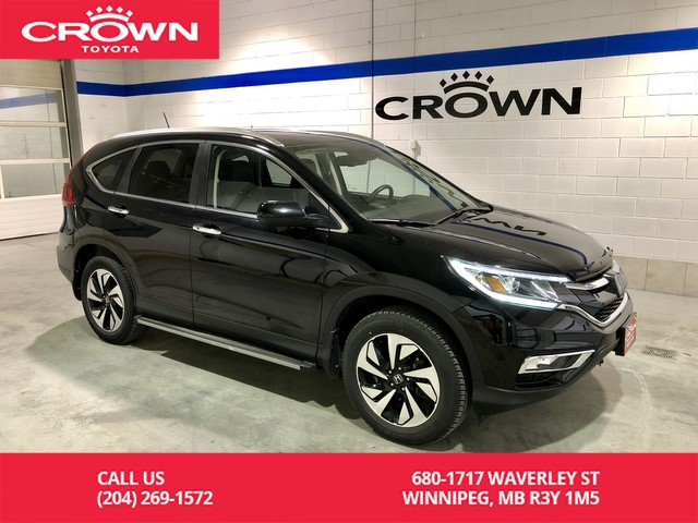 1fba8c66fa Pre-Owned 2016 Honda CR-V Touring AWD   Lease Return   Purchased From
