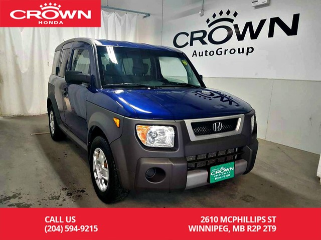 Pre-Owned 2005 Honda Element 4dr 2WD Manual***2019 BLOW OUT SALE***