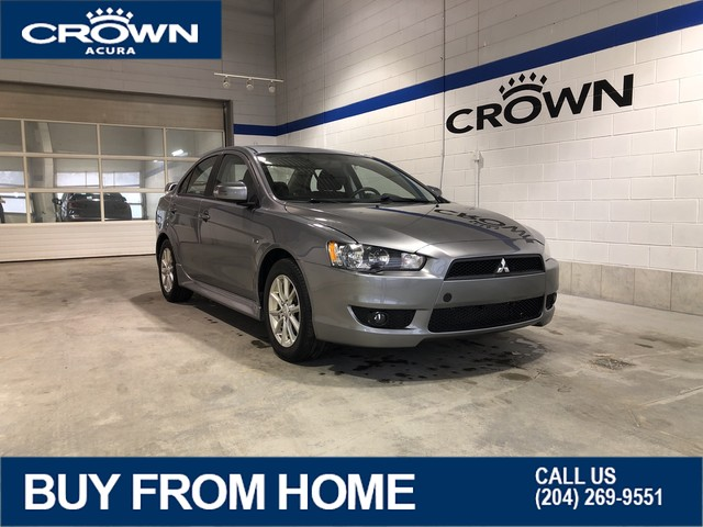Pre-Owned 2015 Mitsubishi Lancer SE **Sunroof** Spoiler **10 Year Warranty**