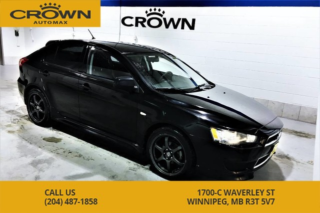 Pre-Owned 2012 Mitsubishi Lancer Sportback ES **Tinted Windows** Rare hatchback Model**
