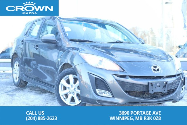 Pre-Owned 2010 Mazda3 4dr HB Sport Auto GS