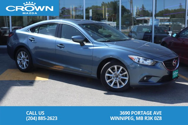 Pre-Owned 2014 Mazda6 GS **Serviced Here**