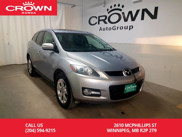 Pre-Owned 2009 Mazda CX-7 FWD 4dr GT/ LOW KMS/ SUNROOF/ KEY LESS ENTRY AND START