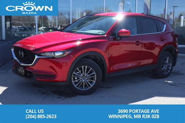New 2018 Mazda CX-5 GX Auto AWD