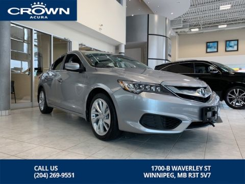 New 2018 Acura ILX Tech Sedan