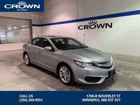 Pre-Owned 2018 Acura ILX Premium **Brand New Car **