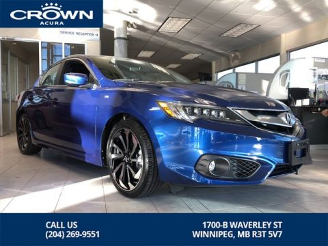 New 2017 Acura ILX A-Spec