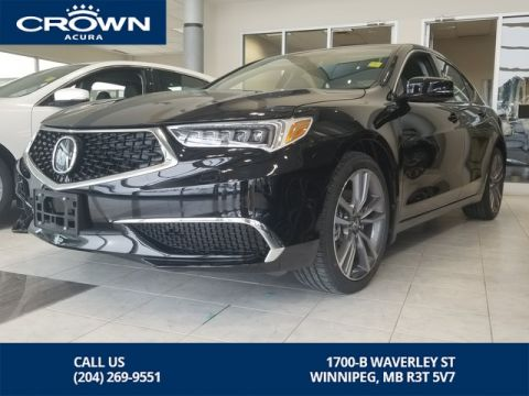 New 2019 Acura TLX SH-AWD - Upgraded Wheel Package
