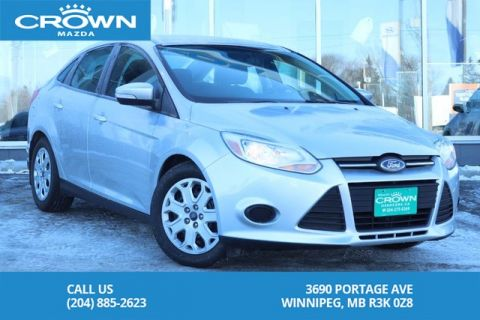 Pre-Owned 2014 Ford Focus SE *Winter Tires/Locally Owned*