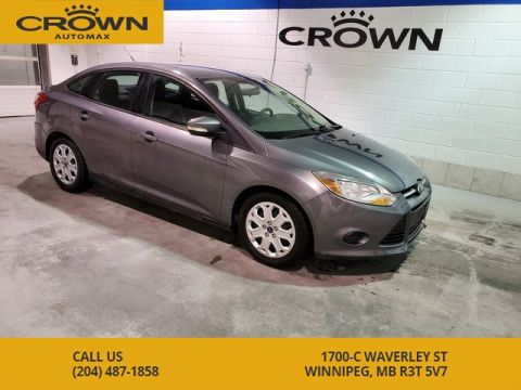 Pre-Owned 2014 Ford Focus SE *Local Manitoba Vehicle*