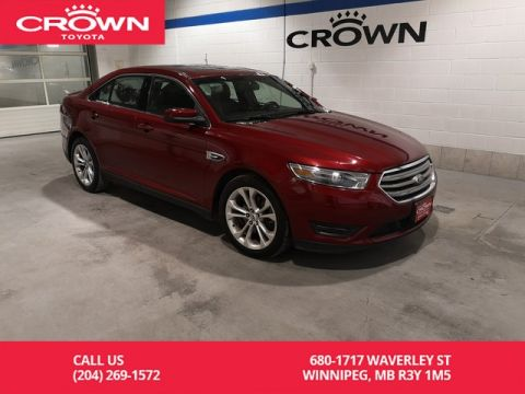 Pre-Owned 2013 Ford Taurus SEL AWD / Clean Carproof / Local / Well Equipped / Great Value