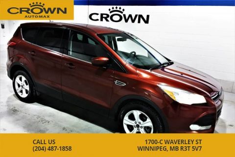 Pre-Owned 2015 Ford Escape SE 4WD **Heated Seats** Alloy Rims** Fog Lights**