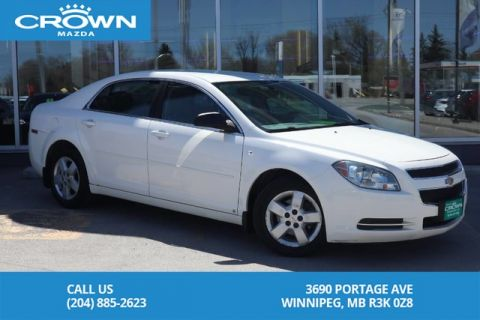 Pre-Owned 2008 Chevrolet Malibu LS **Low KM**