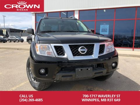 New 2018 Nissan Frontier Crew Cab PRO-4X Standard Bed 4x4 Auto