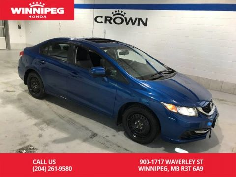 Pre-Owned 2014 Honda Civic Sedan Lease return/EX/One owner/Well maintained