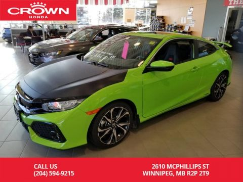 New 2017 Honda Civic Coupe 2dr Man Si