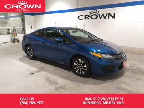 Pre-Owned 2015 Honda Civic Coupe EX 2Dr / Clean Carproof / Local / One Owner / Great Condition