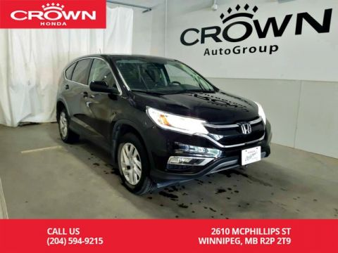 Certified Pre-Owned 2016 Honda CR-V SE/AWD/ ACCIDENT-FREE HISTORY/low kms/ 2-WAY REMOTE START/ ECON MODE/BACK UP CAM/ PUSH START BUTTON