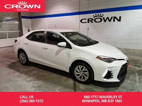 Certified Pre-Owned 2017 Toyota Corolla SE / Lease Return / Low Kms / Toyota Safety Sense / Great Value
