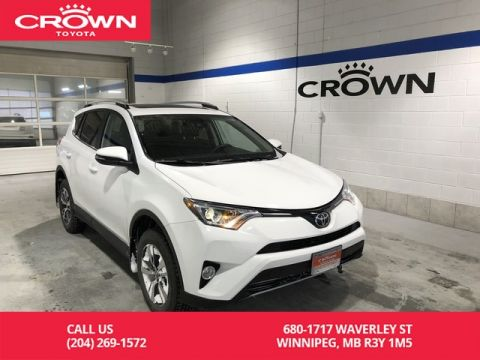 Certified Pre-Owned 2017 Toyota RAV4 XLE AWD / Clean Carproof / Local / Lease Return / Great Condition