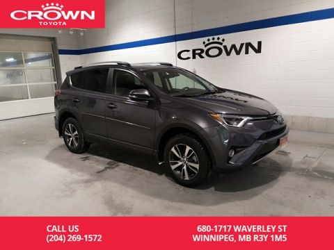 Certified Pre-Owned 2017 Toyota RAV4 XLE AWD / Local / One Owner / Great Condition / Unbeatable Value