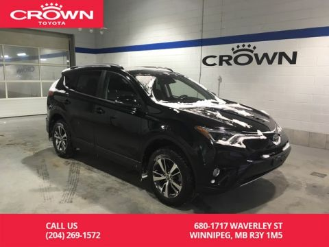 Certified Pre-Owned 2017 Toyota RAV4 XLE AWD / Clean Carproof / One Owner / Low Kms / Local / Immaculate Condition / Unbeatable Value