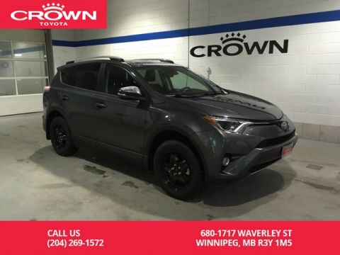Certified Pre-Owned 2017 Toyota RAV4 XLE FWD / One Owner/ Local / Lease Return / Low Km / Immaculate Condition / Great Value
