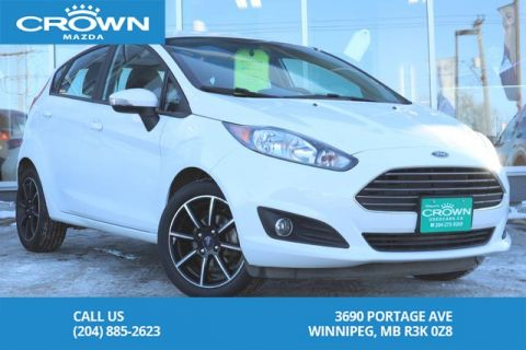 Pre-Owned 2015 Ford Fiesta SE Hatchback Automatic *Local/One Owner/Low Kilometre's*