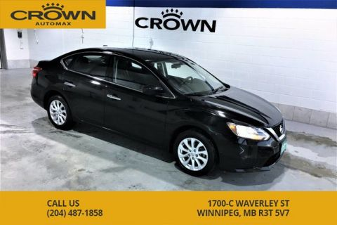 Pre-Owned 2017 Nissan Sentra SV **Sunroof** Reliable** Great on Gas**