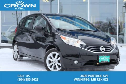 Pre-Owned 2014 Nissan Versa Note SL *LOCAL TRADE IN