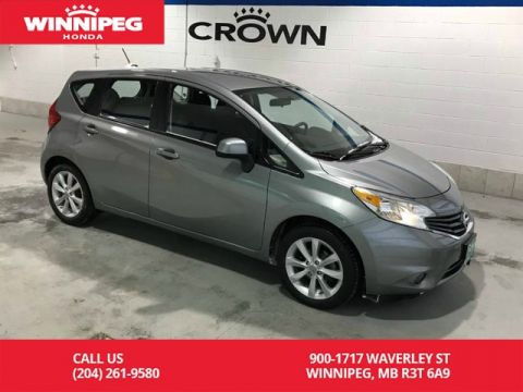 Pre-Owned 2014 Nissan Versa Note SL/One owner/Low KM/Well maintained