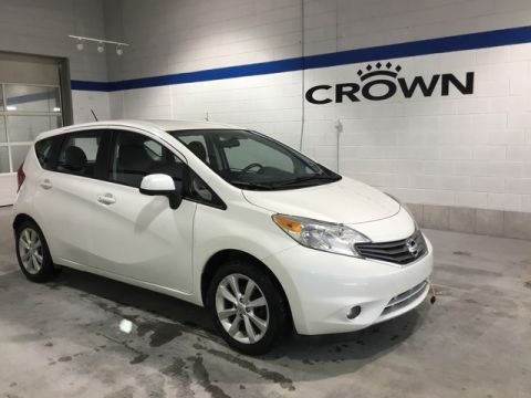 Pre-Owned 2014 Nissan Versa Note SL **No Accidents/Lease Return/One Owner**
