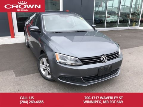 Pre-Owned 2013 Volkswagen Jetta Sedan Sportline 2.5L *Bluetooth/Heated Seats*