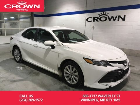 Certified Pre-Owned 2018 Toyota Camry LE Auto Upgrade Pkg / Clean Carproof / Only 100 Km / Almost New / Best Value In Town
