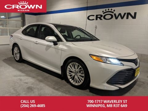 Pre-Owned 2018 Toyota Camry XLE **Entune Safety Connect/Save Thousands From New**