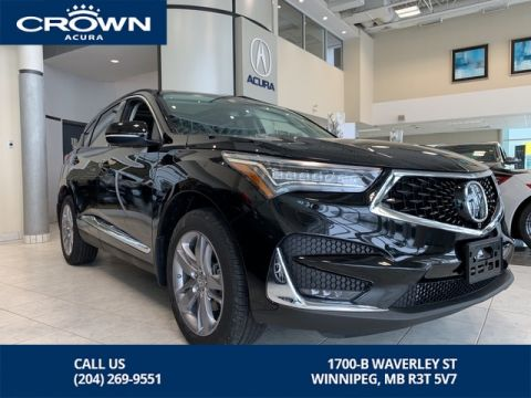 New 2019 Acura RDX Platinum Elite AWD