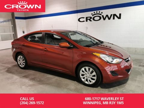 Pre-Owned 2012 Hyundai Elantra GL / Low Kms / Best Value In Town