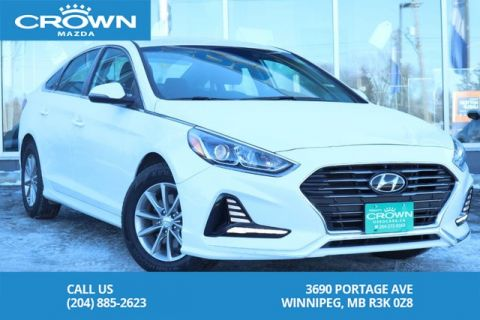 Pre-Owned 2018 Hyundai Sonata GL *No Accidents/Apple Car Play/Android Auto*
