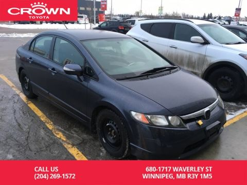 Pre-Owned 2008 Honda Civic Hybrid 4dr Sdn