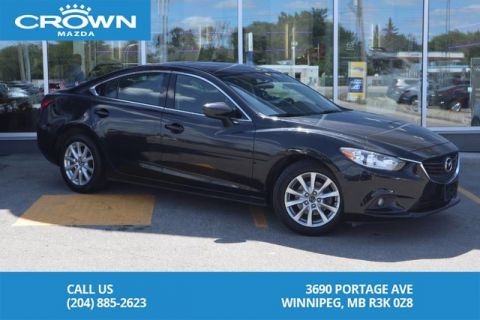 Pre-Owned 2015 Mazda6 GS **One Owner/Local Vehicle**