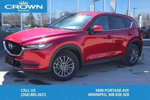 New 2018 Mazda CX-5 GS Auto FWD